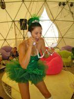 Julia Allison Does Burning Man #16