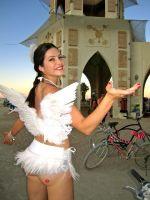 Julia Allison Does Burning Man #1