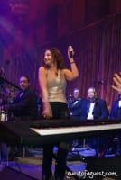 Julie Ellis sings live as Gloria Estefan