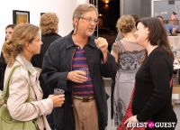Kim Keever opening at Charles Bank Gallery #117