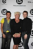 Justin Waters, Sue Taggart, Jeremy Logan-Cavendish