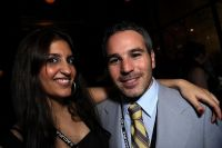 Kaki Stergiou (Gen Art Event Director), Jeff Abramson (Gen Art VP Film)
