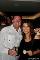 Karl Bessey, President of Wealth Masters International;  Mary Dee, Executive Producer for Tritan Northstar Entertainment