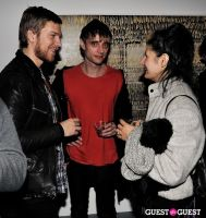 Garrett Pruter - Mixed Signals exhibition opening #31