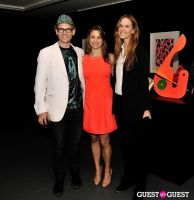 Ryan McGinness - Women: Blacklight Paintings and Sculptures Exhibition Opening #66