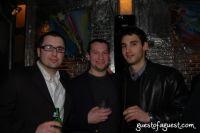 Kevin Danger Lowry, Matt LeGrossman, Daniel Parkes