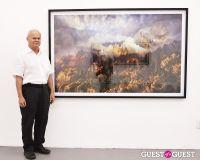 Kim Keever opening at Charles Bank Gallery #7