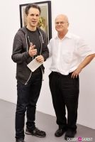 Kim Keever opening at Charles Bank Gallery #28