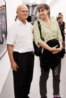 Kim Keever opening at Charles Bank Gallery #123