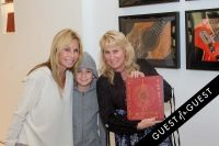 Lisa S. Johnson 108 Rock Star Guitars Artist Reception & Book Signing #39