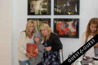Lisa S. Johnson 108 Rock Star Guitars Artist Reception & Book Signing #37