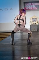 Fame Rocks Fashion Week 2012 Part 11 #59