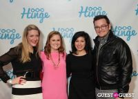 Arrivals -- Hinge: The Launch Party #46