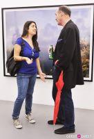 Kim Keever opening at Charles Bank Gallery #140