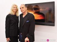 Kim Keever opening at Charles Bank Gallery #146