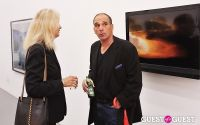 Kim Keever opening at Charles Bank Gallery #147