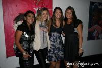 Laudine Vallarta, Samantha Freilich, Rachel Parrish and Kaley Davis