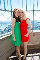 Tony Award Nominees Photo Op Empire State Building #7