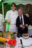 Chef Lawrence Knapp and Maurizio Chiovaro, GM @ Quality Meats Restaurant