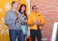 Veuve Clicquot Champagne celebrates Clicquot in the Snow #38