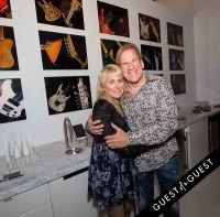 Lisa S. Johnson 108 Rock Star Guitars Artist Reception & Book Signing #69
