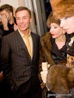 Fashion Designer Loris Diran, Lady Betty Grafstein, Jose Castelo Branco