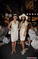 Diner En Blanc's New York Premiere #9