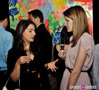 Young Art Enthusiasts Inaugural Event At Charles Bank Gallery #128