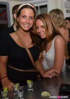 Blue and Cream party at Georgica with Samantha Ronson #2