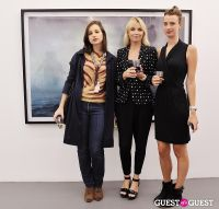 Kim Keever opening at Charles Bank Gallery #162