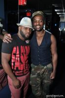 Editor-in-Chief of UNVOGUE magazine K.Tyson Perez and Malcolm Harris of Mal Sirrah