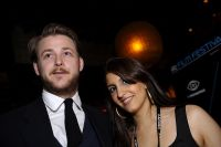 Mark Heaton (Your Vegas), Kaki Stergiou (Gen Art Event Director)