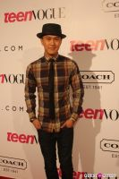 9th Annual Teen Vogue 'Young Hollywood' Party Sponsored by Coach (At Paramount Studios New York City Street Back Lot) #313