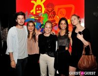 FLATT Magazine Closing Party for Ryan McGinness at Charles Bank Gallery #121