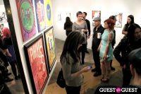 Dee Dee RAMONES Memorial Art Exhibit. #21