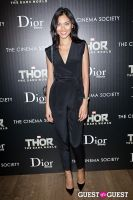 Thor: The Dark World Screening Hosted by The Cinema Society and Dior Beauty #93