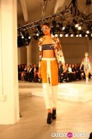 2012 Pratt Institute Fashion Show Honoring Fern Mallis #88