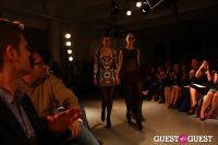 2012 Pratt Institute Fashion Show Honoring Fern Mallis #19