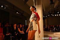 2012 Pratt Institute Fashion Show Honoring Fern Mallis #96