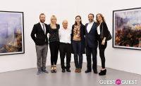 Kim Keever opening at Charles Bank Gallery #11
