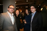 Photographers Michael Buhler Rose and Ann Woo, __ and Humble Co-Founder and Curatorial Director Jon Feinstein