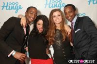 Arrivals -- Hinge: The Launch Party #313