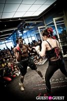 Celebrity Fight4Fitness Event at Aerospace Fitness #131