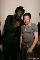 Boxing legend Michael Olajide, Jr. with Workhouse Publicity, CEO Adam Nelson