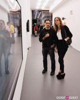 Kim Keever opening at Charles Bank Gallery #165