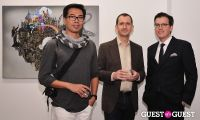 Ronald Ventura: A Thousand Islands opening at Tyler Rollins Gallery #40