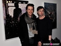 Garrett Pruter - Mixed Signals exhibition opening #10