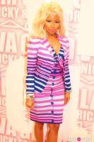 MAC Viva Glam Launch with Nicki Minaj and Ricky Martin #38