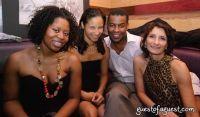 Ola Oyensen, Yvette and Michael Campbell, Elisa Monte