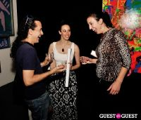 FLATT Magazine Closing Party for Ryan McGinness at Charles Bank Gallery #45